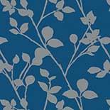 leaf royal blue