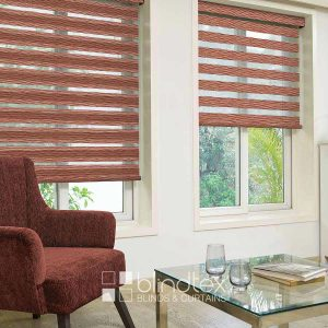 Wave Ruby Duplex Blinds