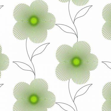 Line-Flower-Apple