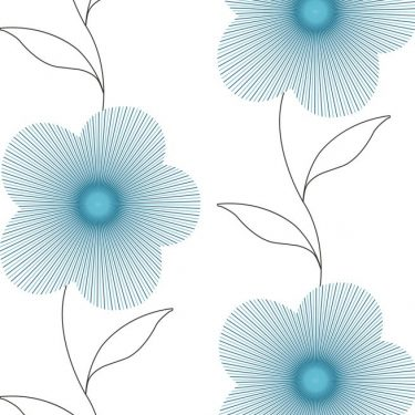Lineflower-Turquoise